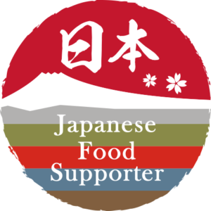 Japan Food Supporter Logo